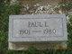 Paul E Nichols