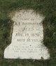 "Profile photo:  Frances R. ""Fanny"" <I>Abraham</I> Bausman"