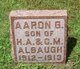 Profile photo:  Aaron George Albaugh