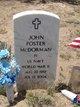 John Foster McDorman