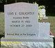 "Profile photo:  Lois E ""Grandma Buddy"" Golightly"