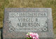 Profile photo:  Virgil R Alberson