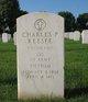 Charles P Keesee