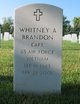 Whitney A Brandon