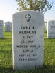 Earl K Rodcay