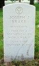 Joseph J Brake