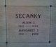 Margaret J <I>Caynak</I> Secanky