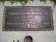 "Thomas Henry ""Tommy"" Marshall, III"