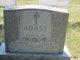 Profile photo:  Joan E. Adase