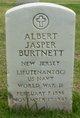 """Profile photo:   Albert Jasper """" """" <I> </I> Burtnett,"""
