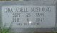 Ida Adell <I>Crumley</I> Bushong