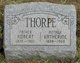 Profile photo:  Robert Thorpe