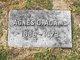 Profile photo:  Agnes Frances <I>Owens</I> Adams
