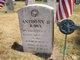 """Sgt Anthony H. """"Tony"""" Rawa"""