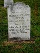 Profile photo:  Margaret Ann <I>Etter</I> Gracey