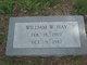 William W Hay