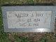 Walter J Hay