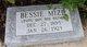 Bessie <I>Lancaster</I> Mize