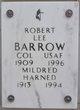 Robert Lee Barrow