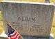 William Roy Albin