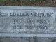 Luella <I>Grimes</I> Mc Bride