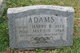 Harry B Adams