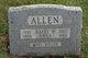 Harry W Allen