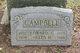Edward G Campbell