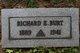 Richard E Burt