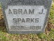 Profile photo:  Abram J Sparks