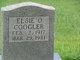 Elsie O. Coogler