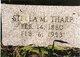 Stella M. <I>Fear</I> Tharp