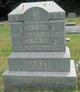 Eliza Ann <I>Hagish</I> Baker