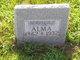 Profile photo:  Alma <I>Russell</I> Gilmore