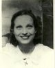 Edna Elizabeth <I>Cline</I> Scaff