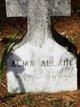 Alma Allain