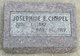Profile photo:  Josephine E <I>Merriman</I> Chapel