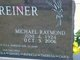 "Profile photo:  Michael Raymond ""Mike"" Schreiner"