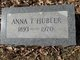 Anna Ruth <I>Turner</I> Hubler
