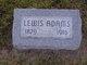 Lewis Elmer Adams