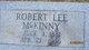 Robert Lee McKinny