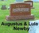"Profile photo:  Louella J ""Lula"" <I>Hall</I> Newby"