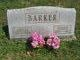 Amelia / Permelia Ann <I>Valentine</I> Barker