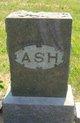 "Profile photo:  Abraham ""Abe"" Ash"