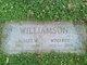 Winifred O'Brien <I>Henderson</I> Williamson
