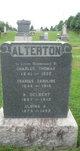 Profile photo:  A Delbert Alterton