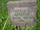 Profile photo:  Gerald Edward Bedlion