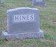 Nellie Kate <I>Spong</I> Hines