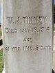 William James Tinney
