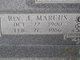 "Rev James ""Marcus"" McMillian"